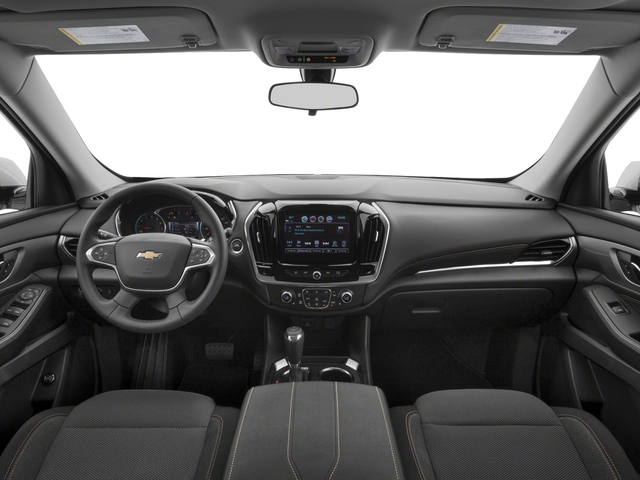2018 Chevrolet Traverse Base Price AWD 4dr Premier w/1LZ Pricing full dashboard