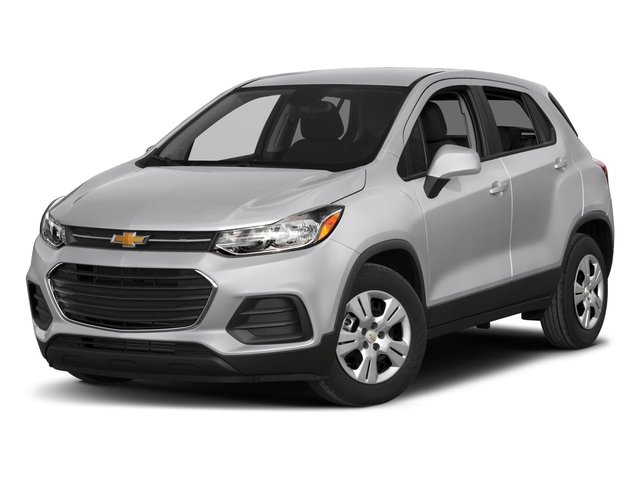 New 2018 Chevrolet Trax FWD 4dr LS MSRP Prices - NADAguides