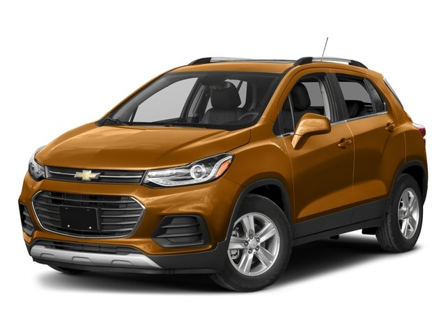 2018 Chevrolet Trax Base Price FWD 4dr LT Pricing side front view