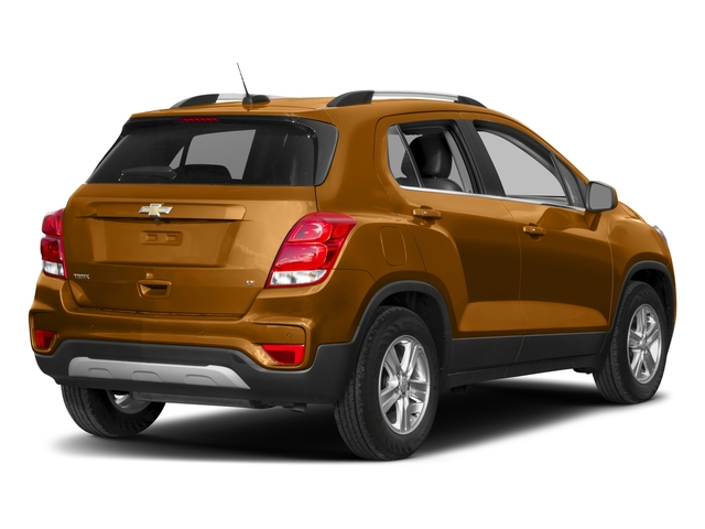 2018 Chevrolet Trax Base Price FWD 4dr LT Pricing side rear view