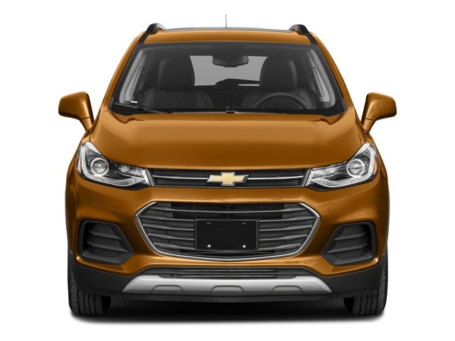 2018 Chevrolet Trax Base Price FWD 4dr LT Pricing front view