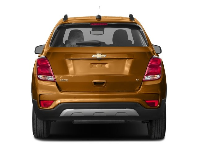 2018 Chevrolet Trax Base Price FWD 4dr LT Pricing rear view