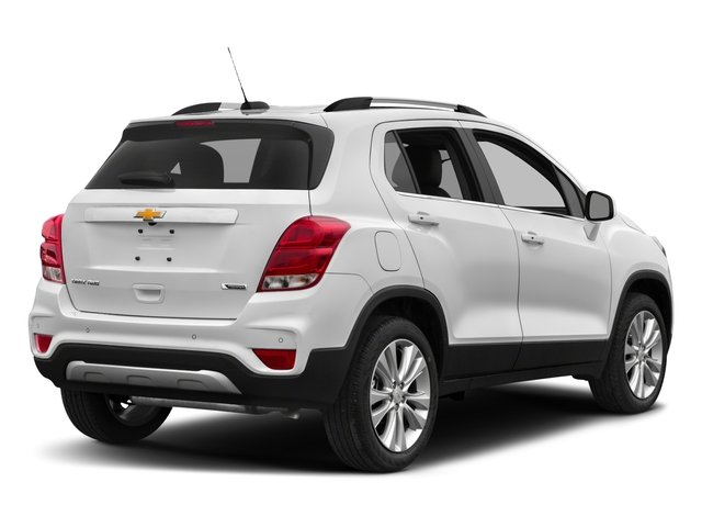 2018 Chevrolet Trax Base Price AWD 4dr Premier Pricing side rear view