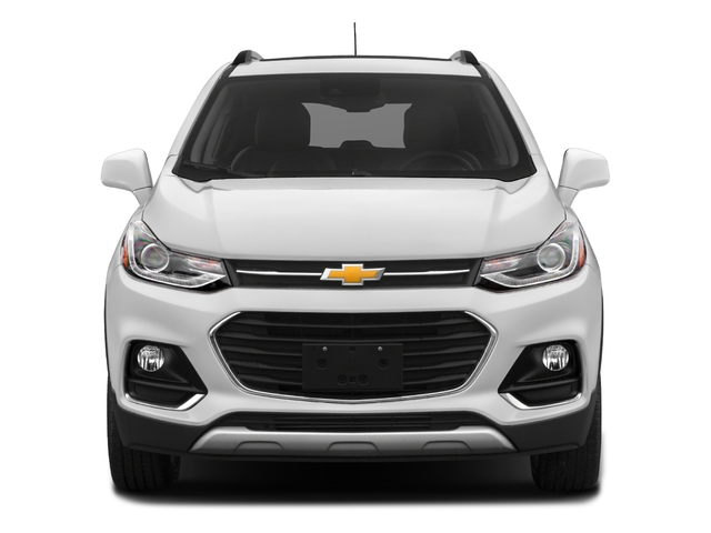 2018 Chevrolet Trax Base Price AWD 4dr Premier Pricing front view