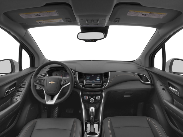 2018 Chevrolet Trax Base Price AWD 4dr Premier Pricing full dashboard
