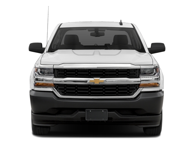 2018 Chevrolet Silverado 1500 Base Price 2WD Crew Cab 143.5 Work Truck Pricing front view