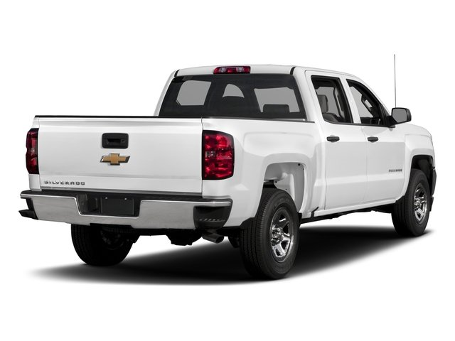 2018 Chevrolet Silverado 1500 Base Price 4WD Crew Cab 153.0 LS Pricing side rear view