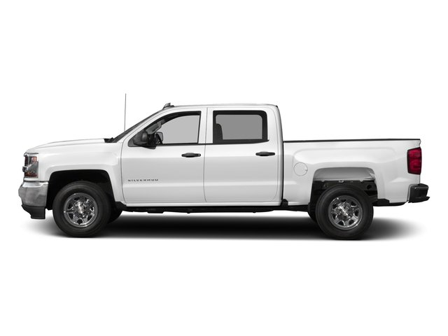 2018 Chevrolet Silverado 1500 Base Price 4WD Crew Cab 153.0 LS Pricing side view