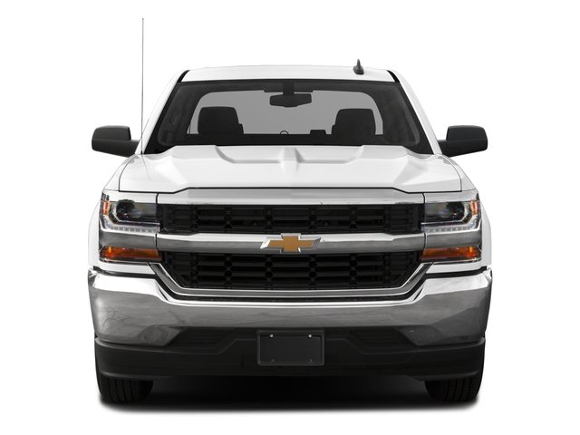 2018 Chevrolet Silverado 1500 Base Price 4WD Crew Cab 153.0 LS Pricing front view