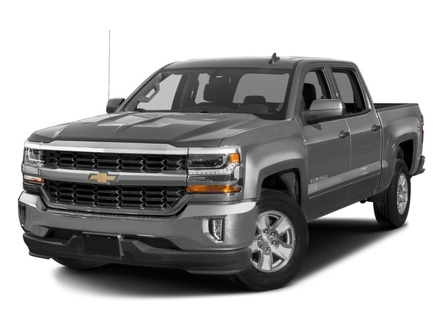 2018 Chevrolet Silverado 1500 Base Price 4WD Crew Cab 153.0 LT w/2LT Pricing side front view