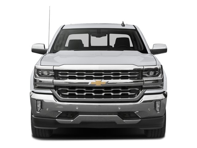 2018 Chevrolet Silverado 1500 Base Price 4WD Crew Cab 153.0 LTZ w/2LZ Pricing front view