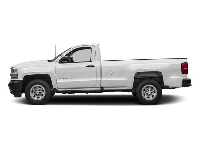 2018 Chevrolet Silverado 1500 Base Price 2WD Reg Cab 119.0 Work Truck Pricing side view