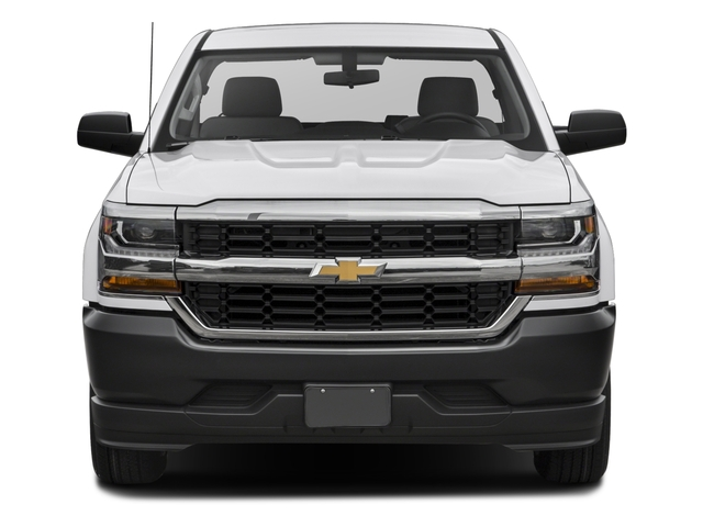 2018 Chevrolet Silverado 1500 Base Price 2WD Reg Cab 119.0 Work Truck Pricing front view