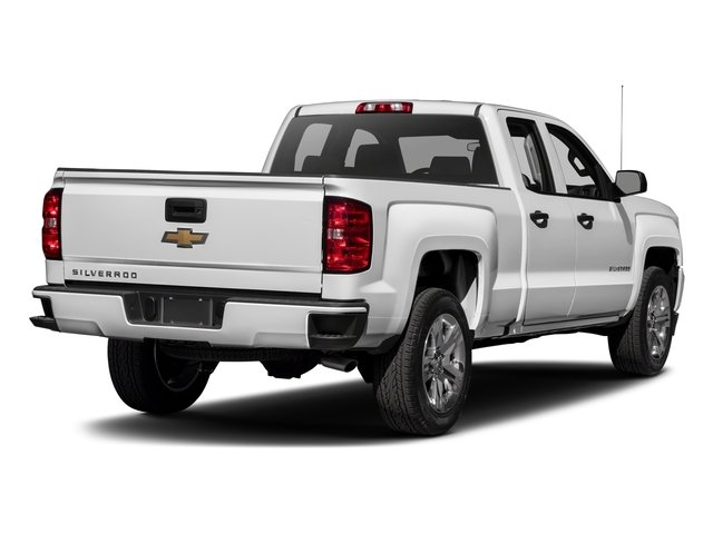 2018 Chevrolet Silverado 1500 Base Price 4WD Double Cab 143.5 Custom Pricing side rear view