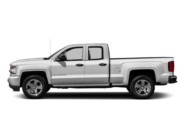 2018 Chevrolet Silverado 1500 Base Price 4WD Double Cab 143.5 Custom Pricing side view