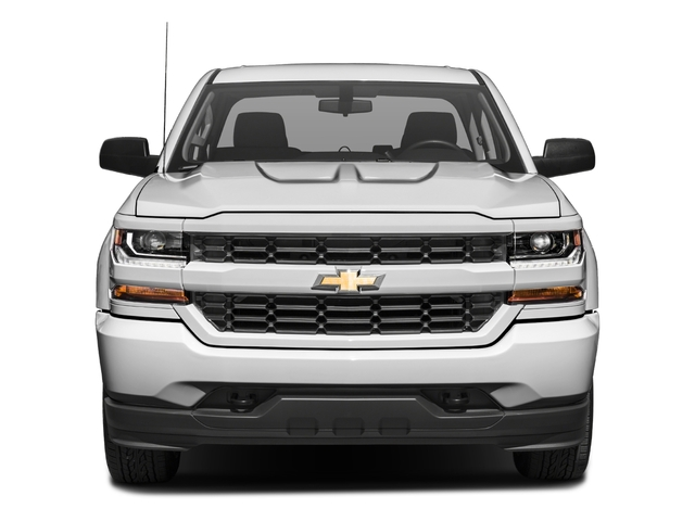 2018 Chevrolet Silverado 1500 Base Price 4WD Double Cab 143.5 Custom Pricing front view