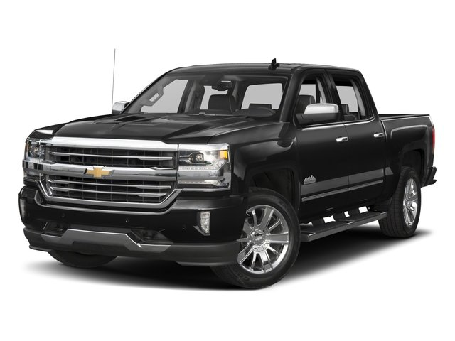 2018 Chevrolet Silverado 1500 Base Price 4WD Crew Cab 153.0 High Country Pricing side front view