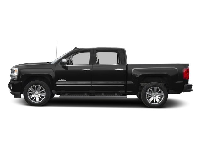 2018 Chevrolet Silverado 1500 Base Price 4WD Crew Cab 143.5 High Country Pricing side view