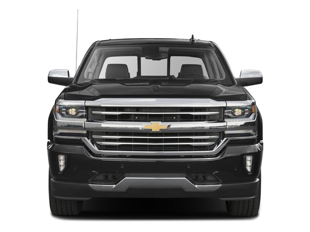2018 Chevrolet Silverado 1500 Base Price 4WD Crew Cab 143.5 High Country Pricing front view