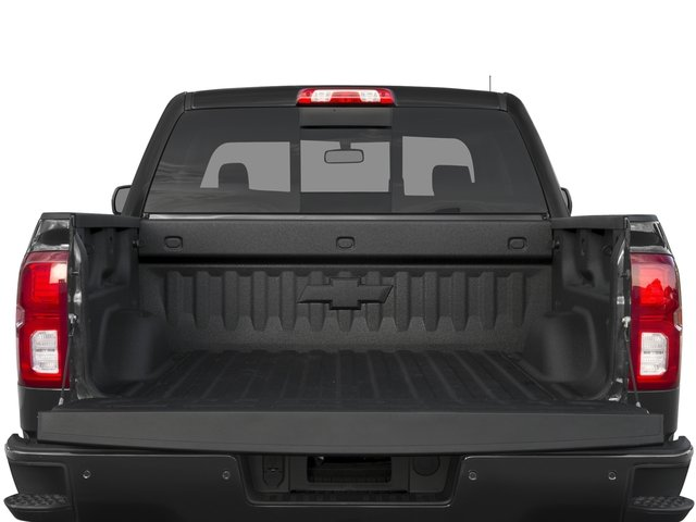 2018 Chevrolet Silverado 1500 Base Price 4WD Crew Cab 143.5 High Country Pricing open trunk