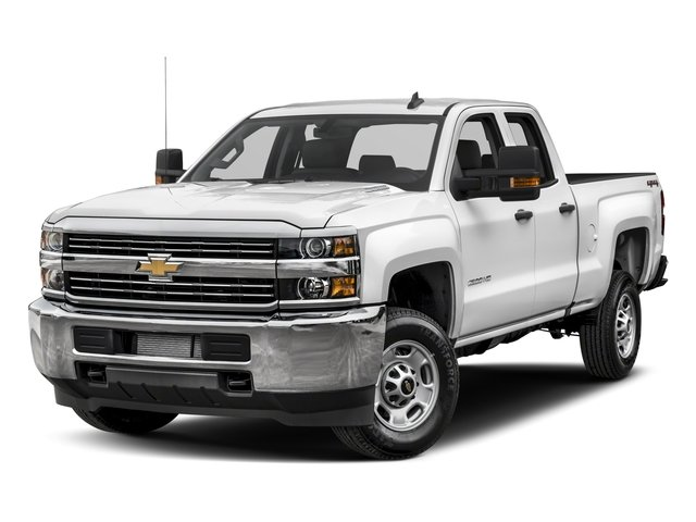 2018 Chevrolet Silverado 3500HD Base Price 4WD Double Cab 158.1 Work Truck Pricing side front view