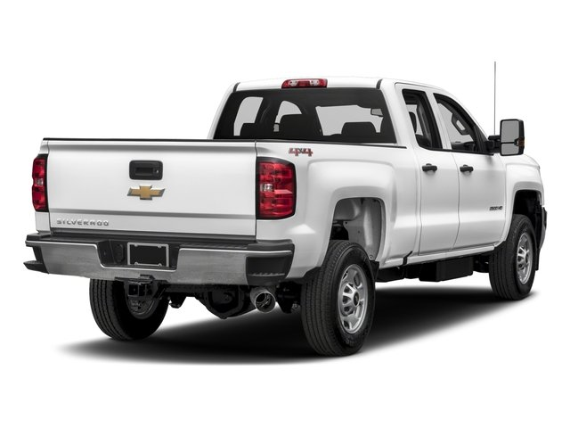 2018 Chevrolet Silverado 3500HD Base Price 4WD Double Cab 158.1 Work Truck Pricing side rear view