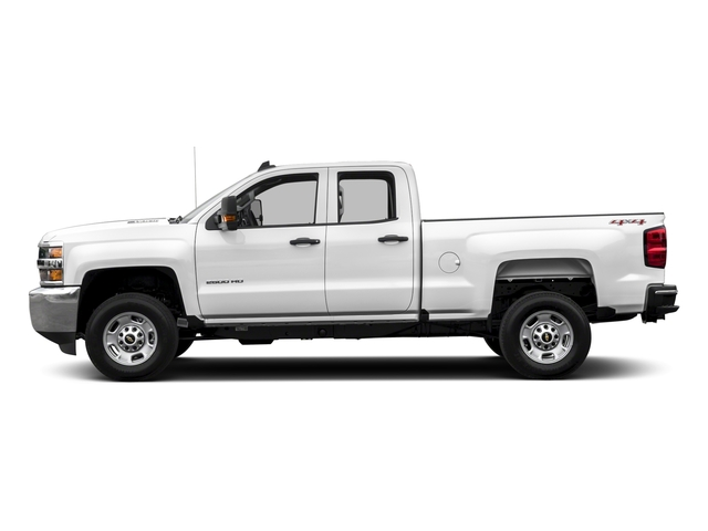 2018 Chevrolet Silverado 3500HD Base Price 4WD Double Cab 158.1 Work Truck Pricing side view