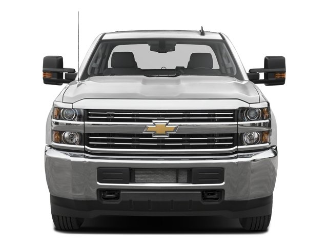 2018 Chevrolet Silverado 3500HD Base Price 4WD Double Cab 158.1 Work Truck Pricing front view