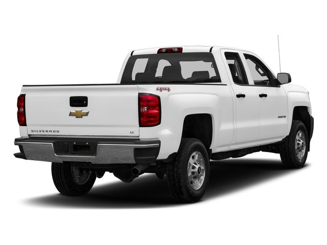 2018 Chevrolet Silverado 3500HD Base Price 2WD Double Cab 158.1 LT Pricing side rear view
