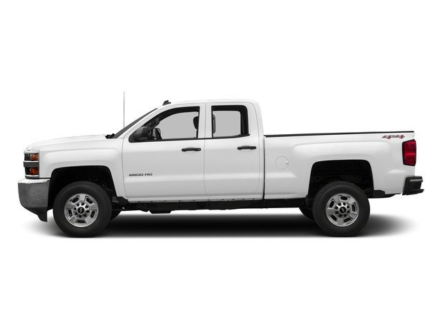 2018 Chevrolet Silverado 3500HD Base Price 2WD Double Cab 158.1 LT Pricing side view