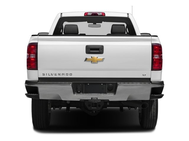 2018 Chevrolet Silverado 3500HD Base Price 2WD Double Cab 158.1 LT Pricing rear view