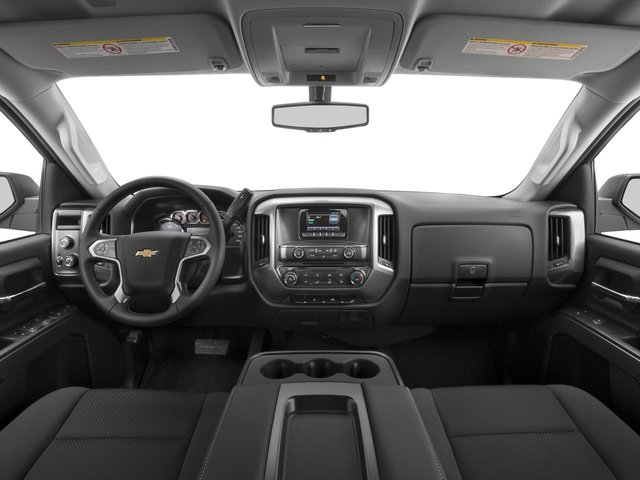 2018 Chevrolet Silverado 3500HD Base Price 2WD Double Cab 158.1 LT Pricing full dashboard