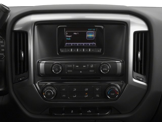 2018 Chevrolet Silverado 3500HD Base Price 2WD Double Cab 158.1 LT Pricing stereo system