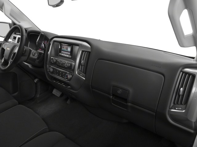 2018 Chevrolet Silverado 3500HD Base Price 2WD Double Cab 158.1 LT Pricing passenger's dashboard