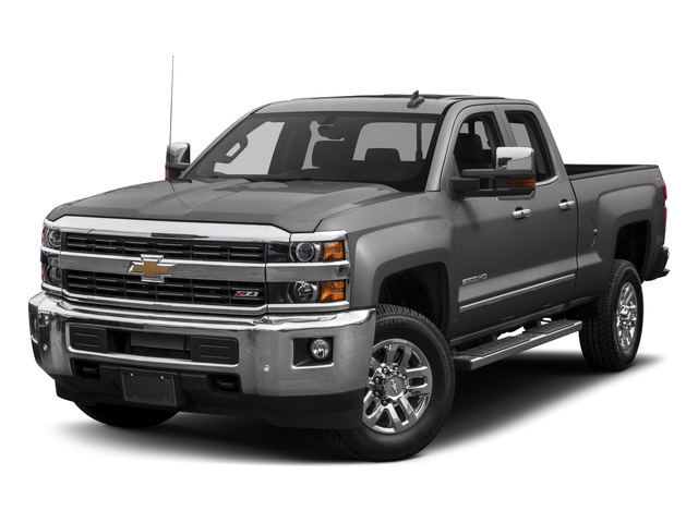 2018 Chevrolet Silverado 2500HD Base Price 2WD Double Cab 144.2 LTZ Pricing side front view