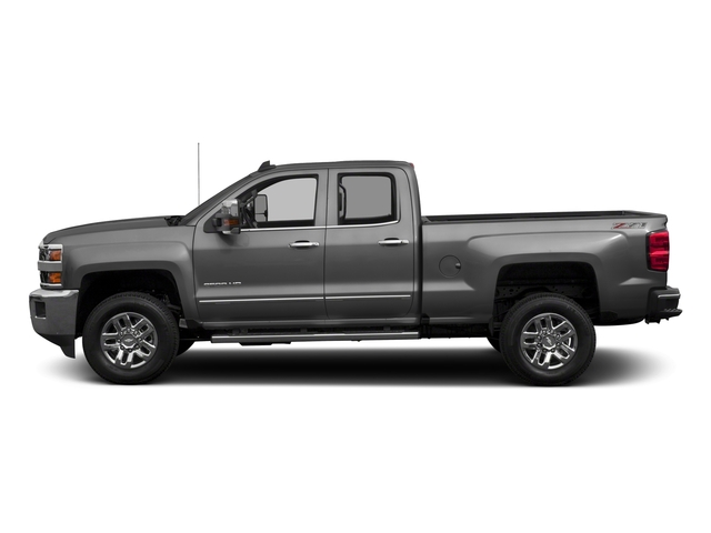 2018 Chevrolet Silverado 2500HD Base Price 4WD Double Cab 144.2 LTZ Pricing side view