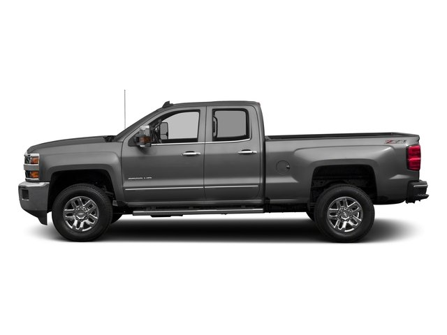 2018 Chevrolet Silverado 2500HD Base Price 2WD Double Cab 144.2 LTZ Pricing side view