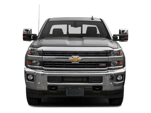 2018 Chevrolet Silverado 2500HD Base Price 4WD Double Cab 144.2 LTZ Pricing front view