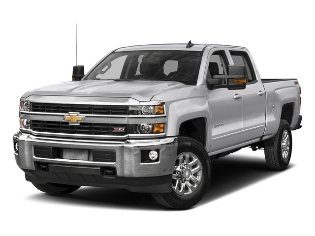 2018 Chevrolet Silverado 3500HD Base Price 2WD Crew Cab 153.7 LT Pricing side front view