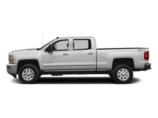2018 Chevrolet Silverado 3500HD Base Price 4WD Crew Cab 167.7 LTZ Pricing side view