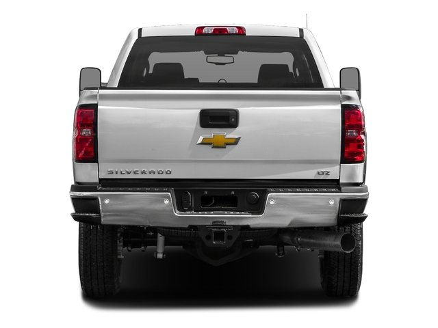2018 Chevrolet Silverado 3500HD Base Price 4WD Crew Cab 167.7 LTZ Pricing rear view