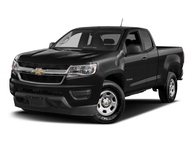 2018 Chevrolet Colorado Base Price 2WD Ext Cab 128.3 Base Pricing side front view