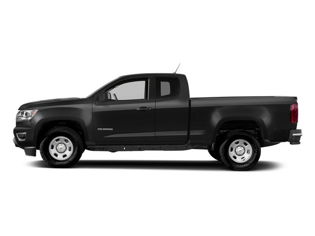 2018 Chevrolet Colorado Base Price 2WD Ext Cab 128.3 Base Pricing side view