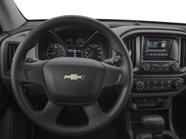 2018 Chevrolet Colorado Base Price 2WD Ext Cab 128.3 Base Pricing driver's dashboard