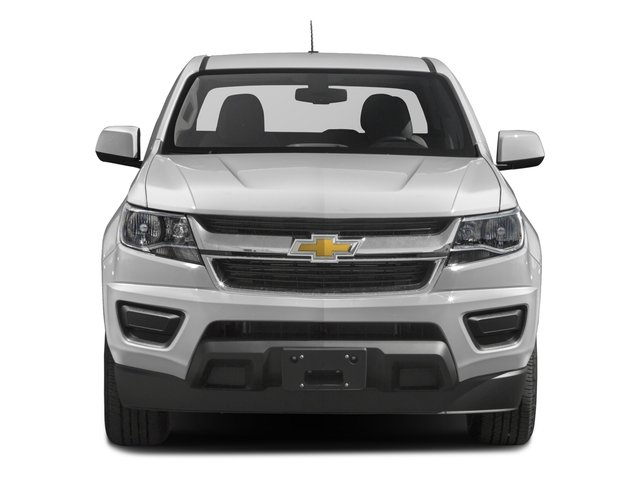 2018 Chevrolet Colorado Base Price 2WD Crew Cab 128.3 Work Truck Pricing front view