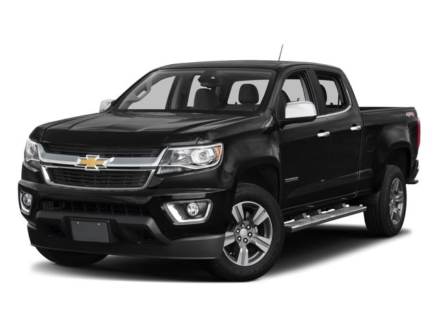 2018 Chevrolet Colorado Base Price 4WD Crew Cab 128.3 LT Pricing side front view