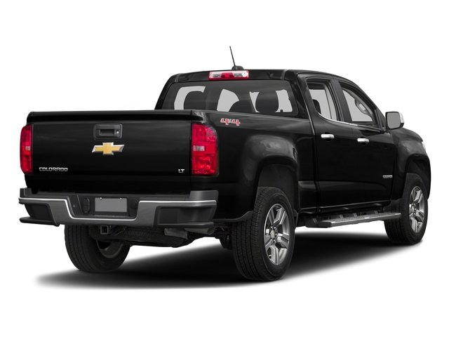 2018 Chevrolet Colorado Base Price 4WD Crew Cab 128.3 LT Pricing side rear view