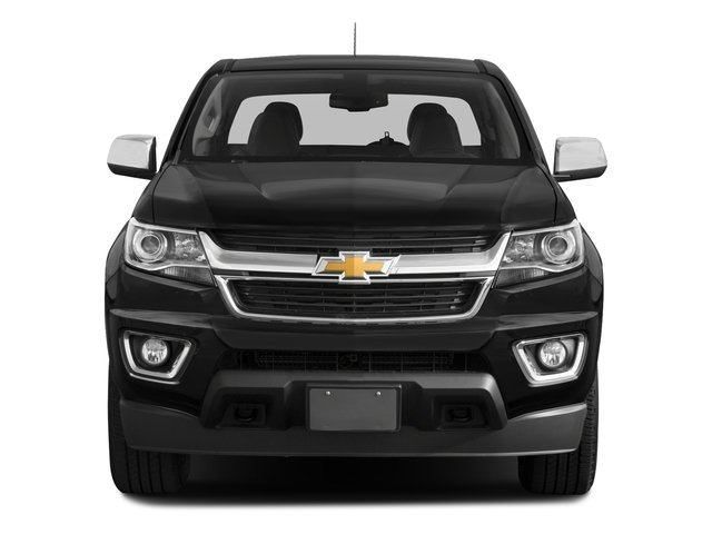 2018 Chevrolet Colorado Base Price 4WD Crew Cab 128.3 LT Pricing front view