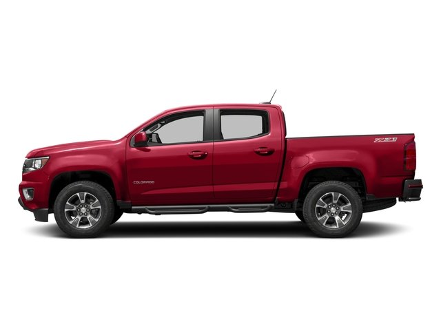 2018 Chevrolet Colorado Base Price 2WD Crew Cab 128.3 Z71 Pricing side view