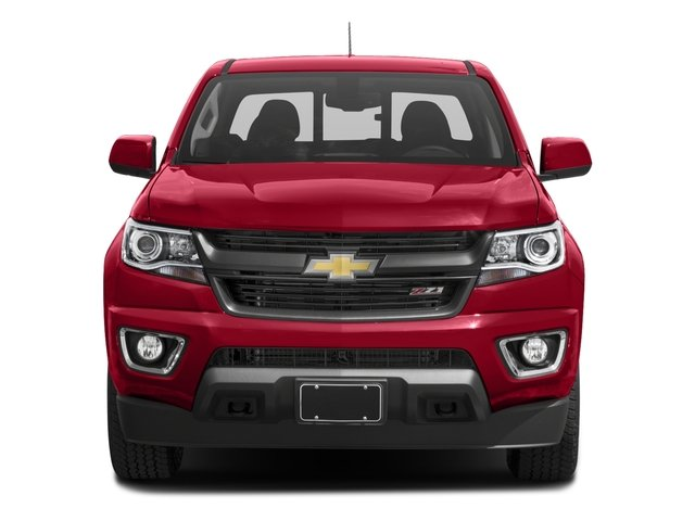 2018 Chevrolet Colorado Base Price 2WD Crew Cab 128.3 Z71 Pricing front view